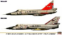 F-102A & F-106A デルタ コンボ