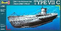 ドイツ潜水艦 Uボート Type 7C