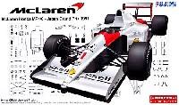 フジミ1/20 GPシリーズマクラーレン MP4/6 ホンダ 日本グランプリ 1991年