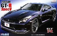 ニッサン GT-R spec-V (R35)