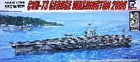 ピットロード1/700 スカイウェーブ M シリーズアメリカ海軍 原子力空母 CVN-73 USS ジョージ・ワシントン エッチングパーツ付