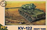 PST1/72 AFVモデルロシア KV-122 重戦車