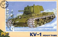 PST1/72 AFVモデルロシア KV-1 重戦車 1939年型