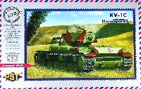 PST1/72 AFVモデルロシア KV-1C 重戦車 鋳造砲塔 1942年型