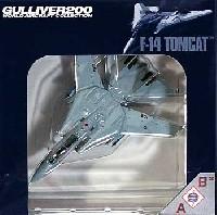 ワールド・エアクラフト・コレクション1/200スケール ダイキャストモデルシリーズF-14B トムキャット VF-102 ダイヤモンドバックス AB102 (2000年)