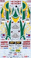 ロータス 107C フルスポンサーデカール (1994年 前半戦)