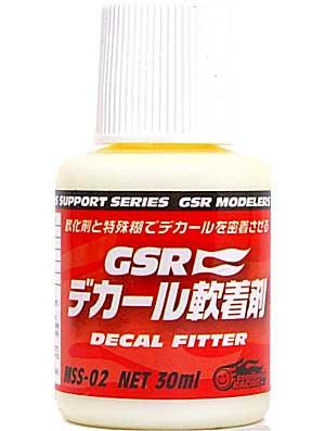 GSR デカール軟着剤軟化剤(グッドスマイルレーシングGSR モデラーズサポート シリーズNo.MMS-002)商品画像
