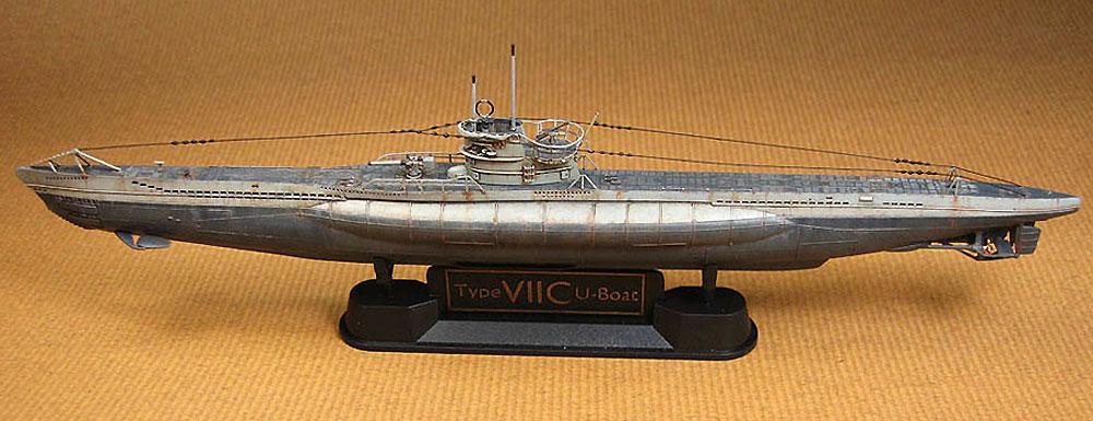 ドイツ海軍 潜水艦 Uボート タイプ 7Cプラモデル(AFV CLUB1/350 潜水艦No.SE73503)商品画像_3