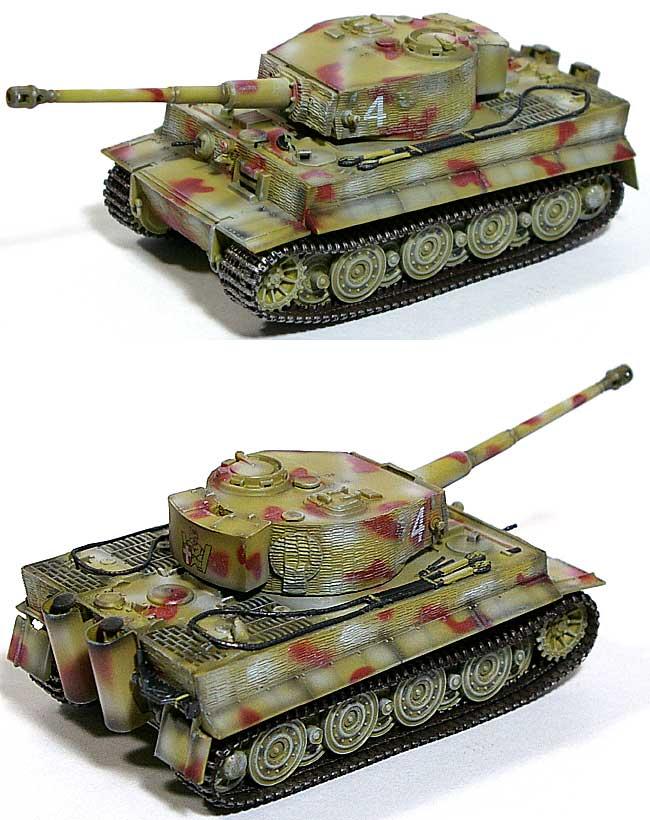 Sd.Kfz.181 Ausf.E ティーガー 1 後期型 w/ツィメリット 第506重戦車 ...