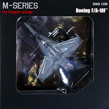 F/A-18F スーパーホーネット VX-23 ソルティドッグス SD123 テストバード 2008年 (ハイビジ)完成品(ホーガンウイングスM-SERIESNo.6450)商品画像