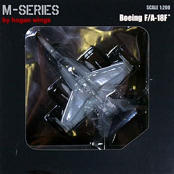 F/A-18F スーパーホーネット VX-23 ソルティドッグス SD122 ラインジェット 2005年 (ロービジ)完成品(ホーガンウイングスM-SERIESNo.6467)商品画像