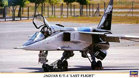 ジャギュア E/T.4 ラストフライト (2機セット)プラモデル(ハセガワ1/72 飛行機 限定生産No.00970)商品画像
