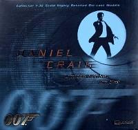 007 ショーン・コネリー期セット (アストン・マーチン DB5 / ロールス・ロイス3)