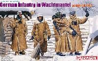 ドイツ冬季装備歩兵 レニングラード 1943