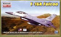 ミニクラフト1/144 軍用機プラスチックモデルキットF-16A ファルコン
