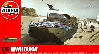 エアフィックス1/76 ミリタリーDUKW 水陸両用車