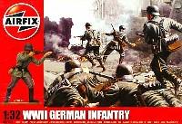 エアフィックス1/32 ミリタリードイツ軍歩兵セット