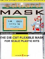 エデュアルド1/48 エアクラフト用 エデュアルド マスク (EX-×)F1M 零式水上観測機用 マスキングシール