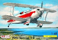 AZ model1/48 エアクラフト プラモデルピッツスペシャル S.2 初期型