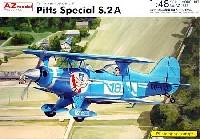 AZ model1/48 エアクラフト プラモデルピッツスペシャル S.2A