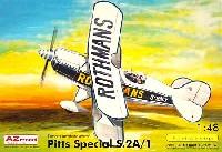 AZ model1/48 エアクラフト プラモデルピッツスペシャル S.2A/1
