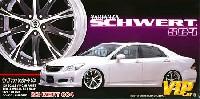アオシマ1/24 VIPカー パーツシリーズヴァリアンツァ シュヴァート SC4 (20インチ)
