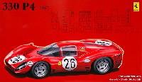 フジミ1/24 ヒストリックレーシングカー シリーズフェラーリ 330P4 1967年 デイトナ 3位入賞 26号車仕様