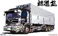 フジミ1/32 トラック シリーズ神道丸 (初回特典付属)