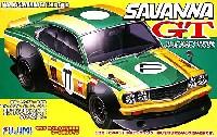 マツダ サバンナ GT 後期型 レーシングタイプ