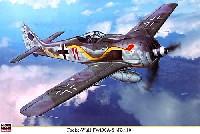 ハセガワ1/32 飛行機 限定生産フォッケウルフ Fw190A-8 第10戦闘飛行隊