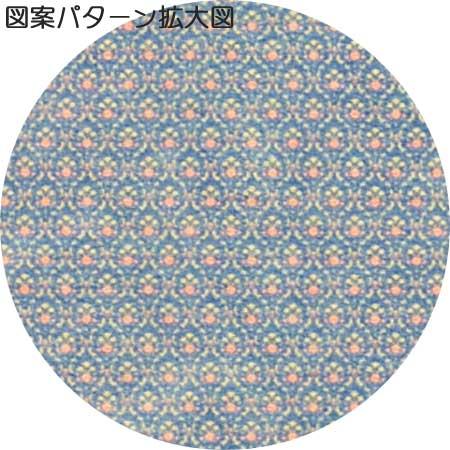 室内カーテンシール4t用 バレンタイン (青)シート(アオシマ1/32 デコトラアートアップパーツNo.048)商品画像_1