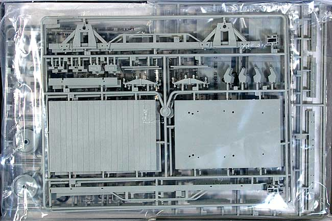 ドイツ軍用 高側無蓋貨車プラモデル(トランペッター1/35 AFVシリーズNo.01517)商品画像_1