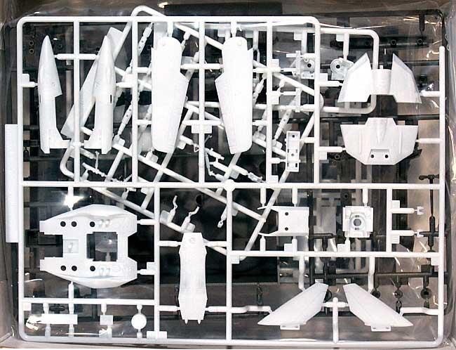 VF-1S ファイター ロイ・フォッカー機プラモデル(ウェーブ超時空要塞マクロス シリーズNo.001)商品画像_1