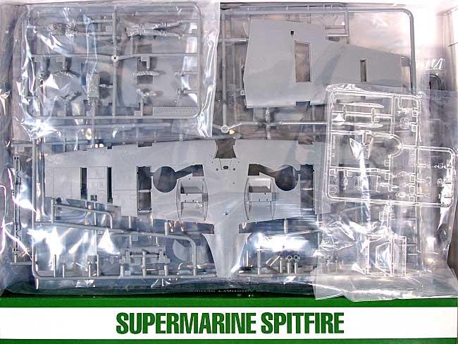 スーパーマリン スピットファイア Mk.9cプラモデル(タミヤ1/32 エアークラフトシリーズNo.60319)商品画像_1