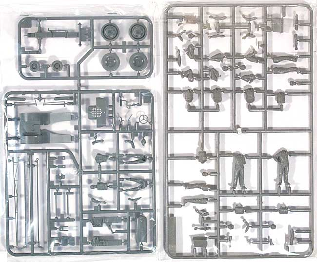 アメリカ海軍航空隊 パイロット・モトタグセットプラモデル(タミヤ1/48 傑作機シリーズNo.107)商品画像_1
