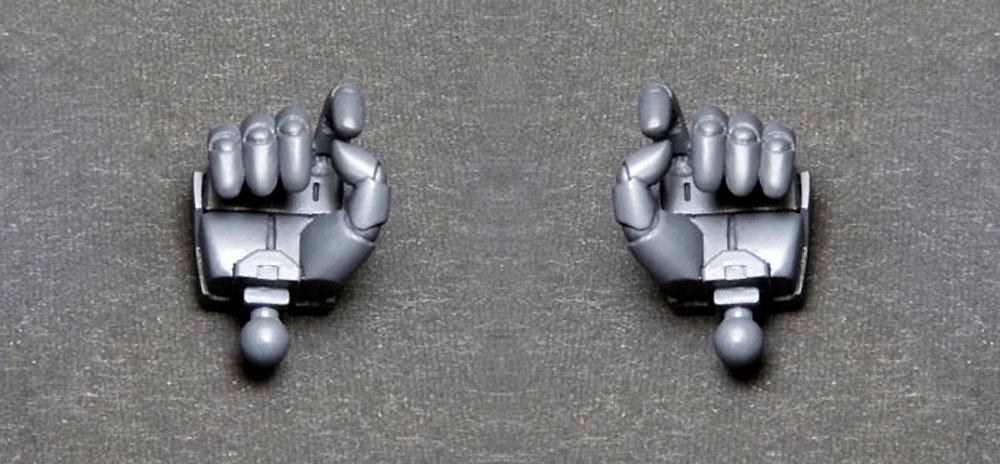 丸指ハンド Aプラモデル(コトブキヤM.S.G モデリングサポートグッズ ハンドユニットNo.MB032R)商品画像_4
