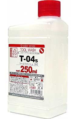 ツールウォッシュ (中) (250ml)溶剤(ガイアノーツG-color 溶剤シリーズ (T-04 ツールウォッシュ)No.T-004s)商品画像