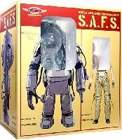SUPER ARMORED FIGHTING SUIT S.A.F.S.