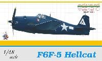 エデュアルド1/48 ウィークエンド エディションF6F-5 ヘルキャット