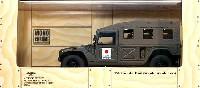 陸上自衛隊 高機動車(HMV) イラク派遣