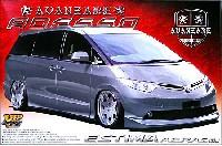 アオシマ1/24 VIP アメリカンアヴァンツァーレ GSR エスティマ アデッソ 'SP