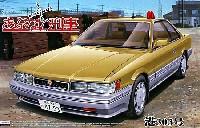 アオシマ1/24 あぶない刑事港303号 覆面パトカー またまたあぶない刑事Ver. (あぶない刑事)