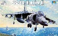 トランペッター1/32 エアクラフトシリーズアメリカ海兵隊 AV-8B ハリアー2