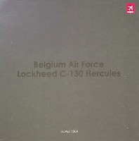 C-130 ハーキュリーズ ベルギー空軍 第20飛行隊 創設20周年 記念塗装機