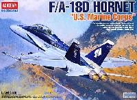 アカデミー1/72 AircraftsF/A-18D ホーネット U.S. Marine Corps