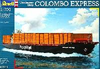 レベル1/700 艦船モデルコロンボ エクスプレス (コンテナ船)