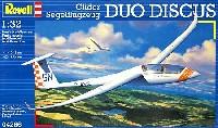 レベル1/32 Aircraftグライダー Duo Discus (新金型)