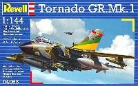 レベル1/144 飛行機トーネード GR.Mk.1