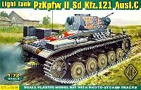 ドイツ 2号戦車 C型