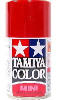 タミヤタミヤカラー スプレーブライトマイカレッド (金属色)